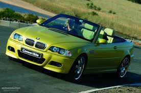 Bmw M3 Yellow Green - bmw m3 cabriolet e46 specs 2001 2002 2003 2004 2005 2006
