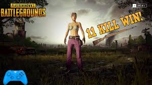 player unknown battlegrounds xbox one x fps pubg xbox one 11 kill win episode 2 player unknown s