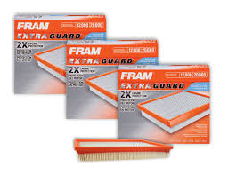 amazon com fram ca8817 extra guard flexible panel air filter