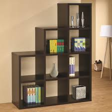 White Storage Bookcase by Furniture Home Bookshelf Room Divider Book Storage Hack Modern