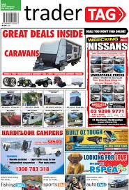 nissan murano z51 towbar tradertag victoria edition 23 2017 by tradertag design issuu