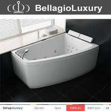 2 Person Spa Bathtub 2 Person Massage Bathtub Indoor Tub Extra Large Whirlpool Spa