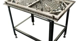 Buildpro Welding Table by Modular Welding Tables And Tool Kits