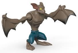 fisher price imaginext dc super friends man bat figure pack