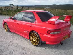 subaru rwd one off 1999 subaru impreza uk turbo sti spec rwd conversion 300