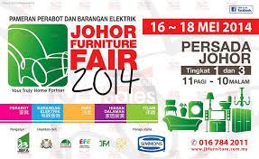 16 18 2014 johor furniture fair at persada johor for
