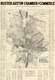 Map Austin Tx history of travis heights historic travis heights