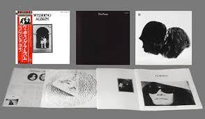 White Wedding Album John Lennon And Yoko Ono Wedding Album