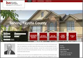 real estate website design keller williams ron ray