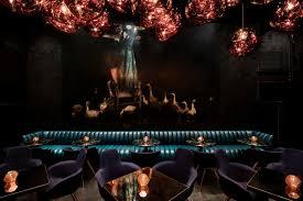 Bar Interior Design Himitsu Atlanta