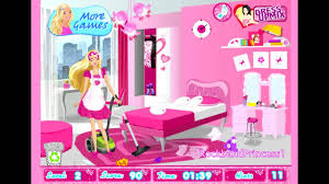 play barbie doll house games 8149