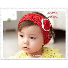 headband online korean cotton wool handmade headband malaysia baby bee boutique