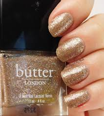 butter london lucy in the sky nail polish swatch review be