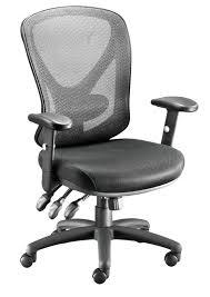 staples carder mesh office chair black