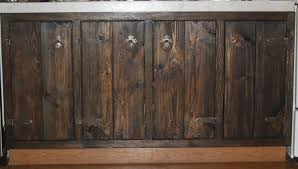 Rustic Cabin Kitchen Cabinets Medieval Rustic Custom Cabinets Face Frames And Doors Only