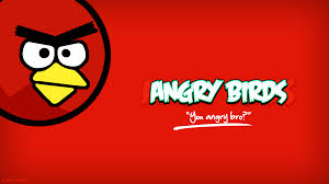 wallpaper full hd angry birds red wallpaper games