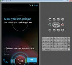 android emulator creating an android emulator