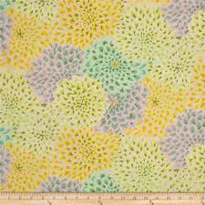 kaffe fassett home decor fabric kaffe fassett dahlia blooms spring discount designer fabric