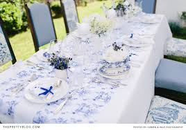 toile de jouy inspired wedding decor planning styled shoots