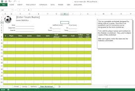 Stat Sheet Template Sports Roster Template Sports Roster And Schedule Office