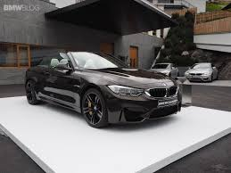2015 bmw m3 convertible 2015 bmw m4 convertible in pyrite brown