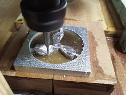 cnc milling a boat propeller in only 3 axes 12 steps with pictures