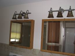 bathroom light beautiful bathroom medicine cabinets mirrors