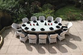12 Seater Dining Table 12 Seater U2013 Gardenfurniture Ltd