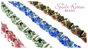 youtube bead bracelet images Coronets bracelet tutorial jpg