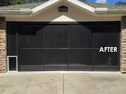 Glass Roll Up Garage Doors by Specialized Aluminum Products Aj U0027s Aluminum Inc Springhill Fl