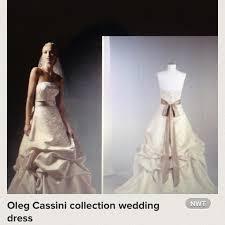 oleg cassini wedding dress 13 oleg cassini dresses skirts wedding gown style ct203