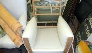 restaurer un canapé refaire assise canape restaurer canapac refaire assise canape cuir