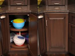 kitchen lazy susan cabinet organizer