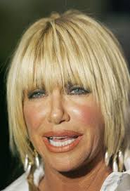 suzanne somers hair cut replies