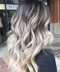 hairstyles blonde brown 45 balayage hairstyles 2018 balayage hair color ideas with blonde