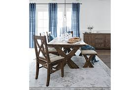 kincaid dining room set mallard extension dining table living spaces