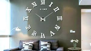 living room wall clock wall clock ideas clocks for living room traditional the best large