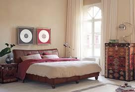 Mediterranean Bedroom Design by Mediterranean Bedroom Sets Cream Wicker Lounge Chair And Coffee