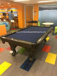 pool table assembly service near me billiard pool table disassembly moving relocation call 240 764