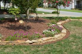 forever decorating brick border gardening pinterest regarding