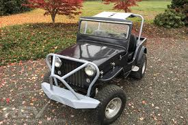 jeep willys lifted 1953 jeep willys custom v8 4x4 youtube