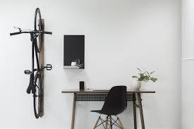 Living Room Bike Rack by Walnut Vertical Bike Rack Artifox