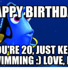 Happy Birthday Love Meme - 25 best memes about happy birthday gina meme happy birthday