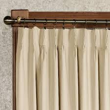 Thermal Pinch Pleat Drapes Crosby Pinch Pleat Thermal Room Darkening Window Treatments