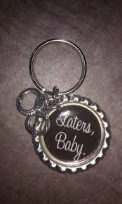laters baby keychain 50 shades of grey bracelet laters baby inspired by alwaysamemory