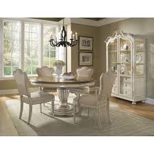 ART Furniture Provenance Round Dining Table English Toffee - Round dining room table and chairs