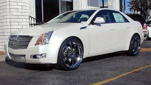 2008 cadillac cts tire size 2008 cadillac cts specs and photots rage garage