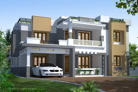 modern kerala contemporary home design 2710 sq ft