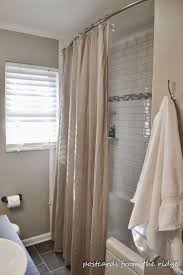 Best Bathroom Curtains Curtain Trend Rods