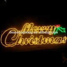 led lighted merry sign buy merry letter